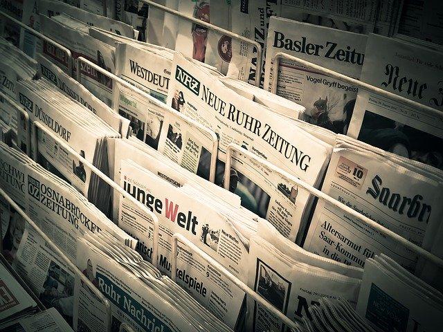 Rassegna stampa: i giornali salernitani in edicola giovedì 24 settembre