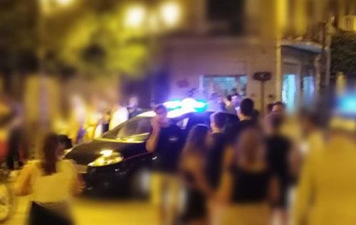 Movida violenta: rissa in via Canali a Salerno, botte in piazza Abbro a Cava