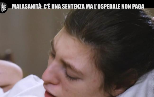 Tetraparesi a tre mesi, Cardarelli condannato ma non paga: sciopero della fame dei genitori