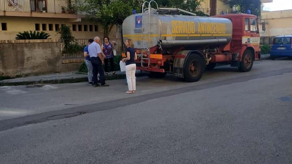 Cava resta senz'acqua, Servalli contro l'Ausino: Murolo va all'attacco
