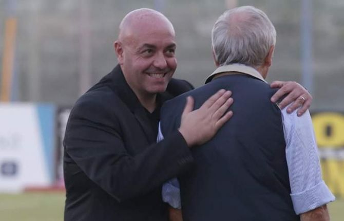 """""""CAMPIONATO AVVINCENTE, CI BATTEREMO CON ONORE"""" , ecco la nota del Presidente Santoriello"""