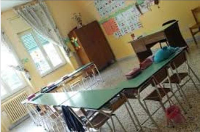 Messaggi del sindaco – La scuola dove è stata riscontrata la positività al Covid