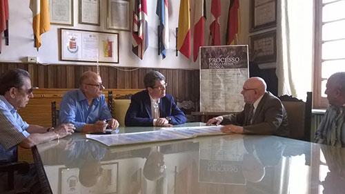 Proposta l'intitolazione del Sacrario Militare di Cava al Grand'Ufficiale Salvatore Fasano