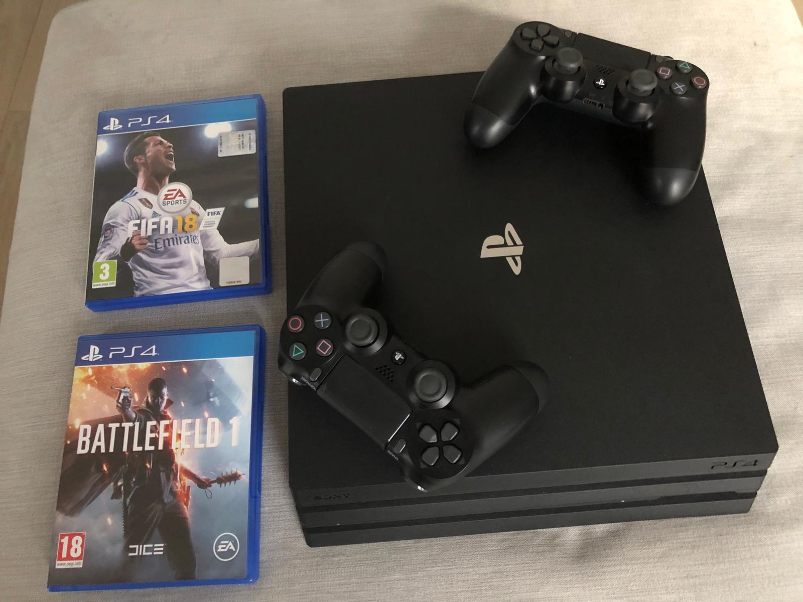 Annunci Vendita – PlayStation 4 Pro 4k da 1 TB