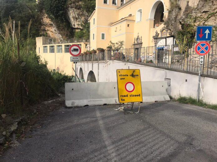 """Comitato Civico Dragonea: Aggiornamento Strada Provinciale SP75 """"Avvocatella"""""""