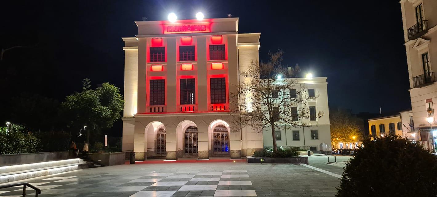 Messaggi del sindaco, stanziati 45 mila euro per il Natale a Cava de' Tirreni
