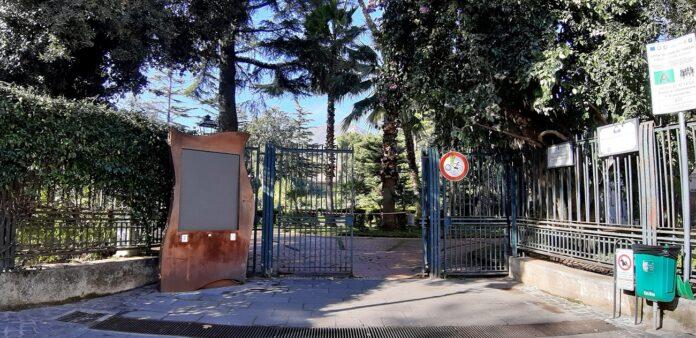 Cava, da domani la villa comunale Falcone e Borsellino aperta ai disabili
