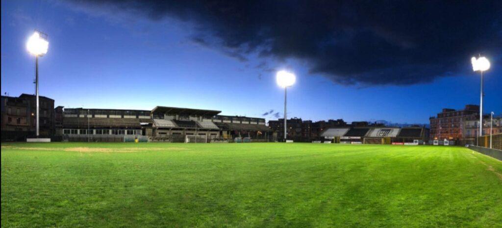 Catania-Cavese si gioca a Lentini