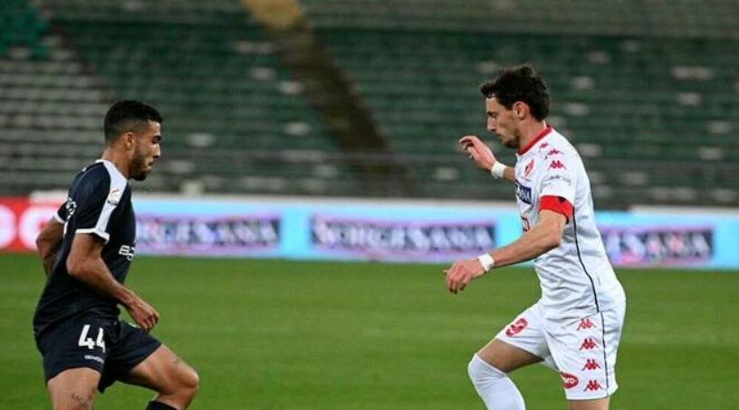 Finisce 1-1 Bari-Cavese: è crisi per i pugliesi, Campilongo soddisfatto