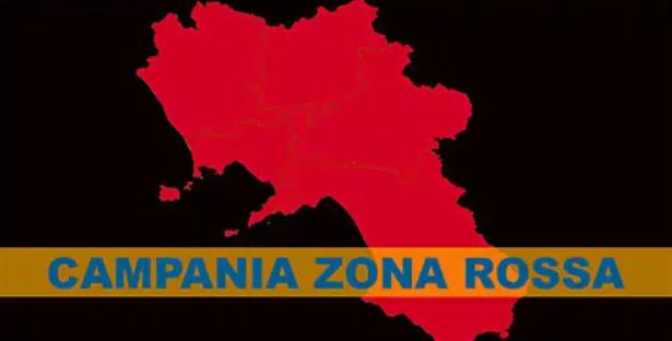La Campania rischia di entrare in zona rossa da lunedì 8 marzo
