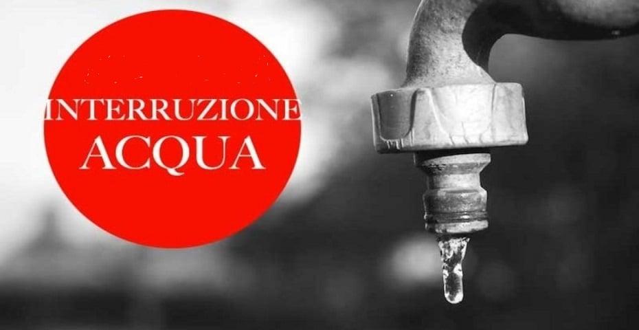 Sospensione idrica programmata del 04.08.2021 – Comuni di Cava de' Tirreni, Giffoni Sei Casali, Pellezzano, San Cipriano Picentino