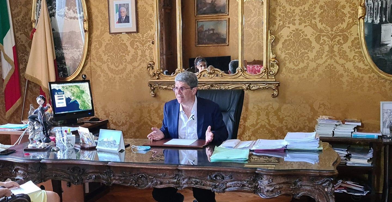 """Messaggi del Sindaco: """"40 MILIONI DI DEBITO DELL' AMMINISTRAZIONE SERVALLI:FALSO"""""""