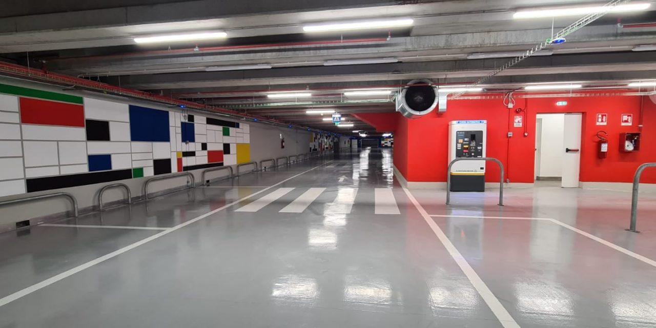 Sos sosta a Cava de' Tirreni, il parking interrato non basta